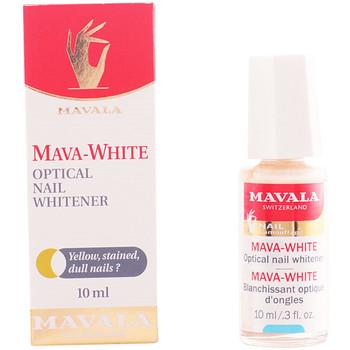 Beauté Femme Vernis à ongles Mavala Mava-white Blanqueador  10 ml