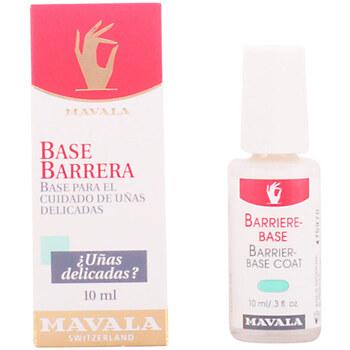 Beauté Femme Vernis à ongles Mavala Base Barrera Uñas Delicadas  10 ml