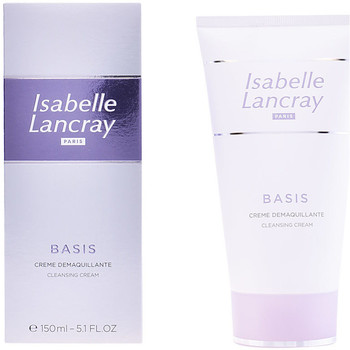 Beauté Femme Démaquillants & Nettoyants Isabelle Lancray Basis Cleasing Cream  150 ml