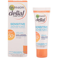 Beauté Protections solaires Delial Sensitive Advanced Crema Facial Spf50+  50 ml