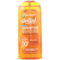 Beauté Protections solaires Delial Sensitive Advanced Aceite Protector Spf50+  150 ml