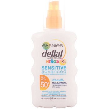 Beauté Protections solaires Delial Niños Sensitive Advanced Vaporisateur Spf50+  200 ml