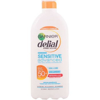 Beauté Protections solaires Delial Sensitive Advanced Leche Spf50+  400 ml