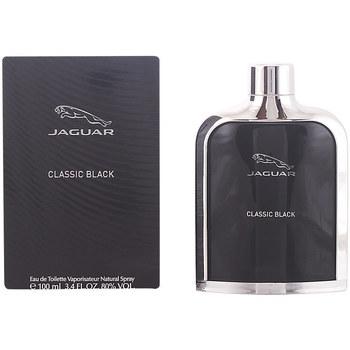 Beauté Homme Eau de toilette Jaguar Classic Black Edt Vaporisateur  100 ml