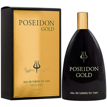 Beauté Homme Eau de toilette Posseidon Poseidon Gold For Men Edt Vaporisateur  150 ml