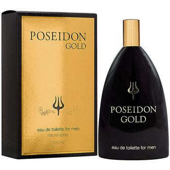 Beauté Homme Eau de toilette Posseidon Poseidon Gold Men Edt Vaporisateur  150 ml