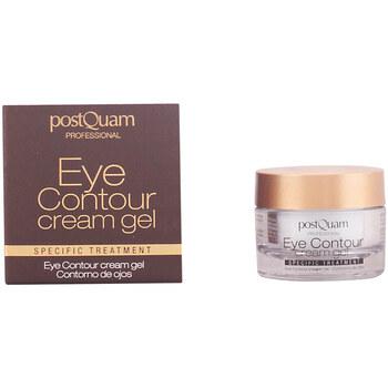 Beauté Femme Anti-Age & Anti-rides Postquam Eye Contour Cream Gel  15 ml