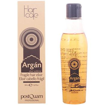 Beauté Femme Shampooings Postquam Haircare Argán Fragile Hair Elixir  100 ml