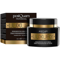 Beauté Femme Hydratants & nourrissants Postquam Luxury Gold Regenerating Night Cream  50 ml