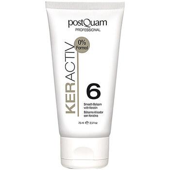 Beauté Femme Soins & Après-shampooing Postquam Keractiv Smooth Balsam With Keratin  75 ml