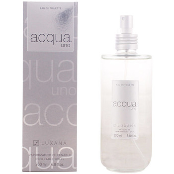 Beauté Femme Eau de toilette Luxana Acqua Uno Edt Spray  200 ml