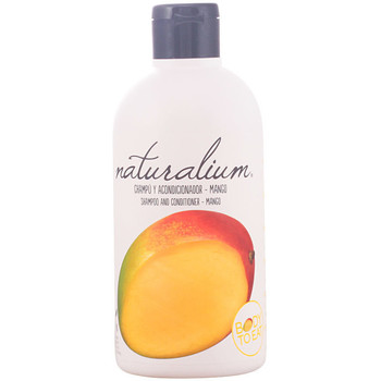 Beauté Shampooings Naturalium Mango Shampoo & Conditioner  400 ml