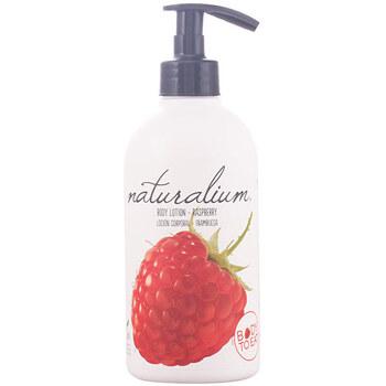 Beauté Hydratants & nourrissants Naturalium Raspberry Lotion Pour Le Corps