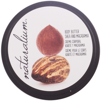 Beauté Hydratants & nourrissants Naturalium Shea & Macadamia Body Butter