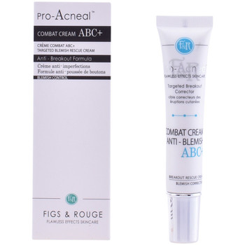 Beauté Femme Hydratants & nourrissants Figs & Rouge Proacneal Combat Cream Abc+ 15ml 15 ml