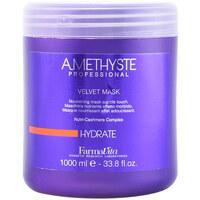 Beauté Shampooings Farmavita Amethyste Hydrate Velvet Mask  1000 ml