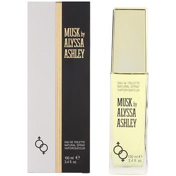 Beauté Femme Eau de toilette Alyssa Ashley Musk Edt Vaporisateur  100 ml