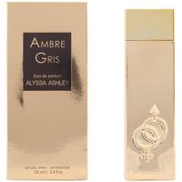 Beauté Femme Eau de parfum Alyssa Ashley Ambre Gris Edp Vaporisateur  100 ml