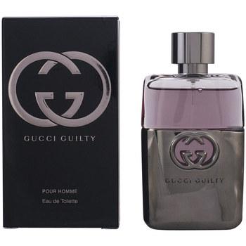 Beauté Homme Eau de toilette Gucci Guilty Pour Homme Edt Vaporisateur  50 ml