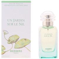 Beauté Eau de toilette Hermès Paris Un Jardin Sur Le Nil Edt Vaporisateur  50 ml