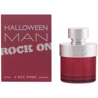 Beauté Homme Eau de toilette Jesus Del Pozo Halloween Man Rock On Edt Vaporisateur  75 ml