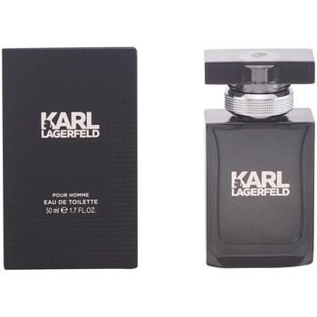 Beauté Homme Eau de toilette Lagerfeld Karl  Pour Homme Edt Vaporisateur  50 ml
