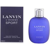 Beauté Homme Eau de toilette Lanvin L'Homme Sport Edt Vaporisateur  100 ml