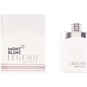 Beauté Homme Eau de toilette Montblanc Legend Spirit Edt Vaporisateur  100 ml