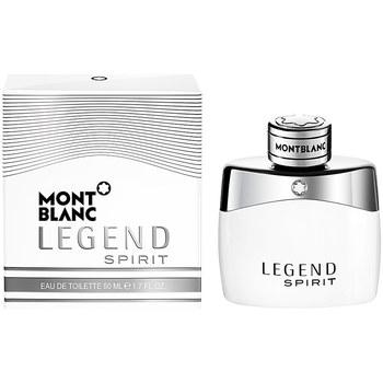 Beauté Homme Eau de toilette Montblanc Legend Spirit Edt Vaporisateur 50 ml
