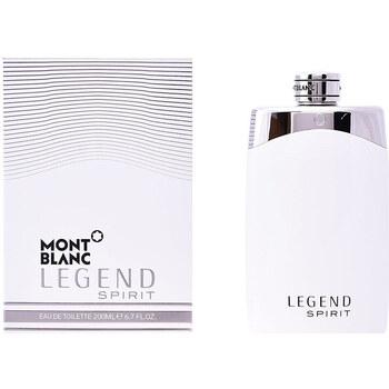 Beauté Homme Eau de toilette Montblanc Legend Spirit Edt  200 ml