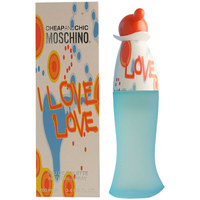 Beauté Femme Eau de toilette Moschino Cheap And Chic I Love Love Edt Vaporisateur  100 ml