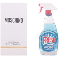 Beauté Femme Eau de toilette Love Moschino Fresh Couture Edt Vaporisateur  100 ml