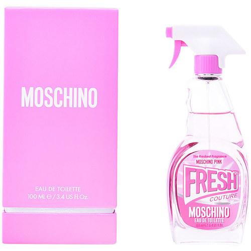Femme 100 Couture Love Moschino Pink Fresh Edt Vaporisateur Eau Toilette Ml De kZXOiTPu