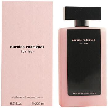Beauté Femme Produits bains Narciso Rodriguez For Her Gel Douche  200 ml