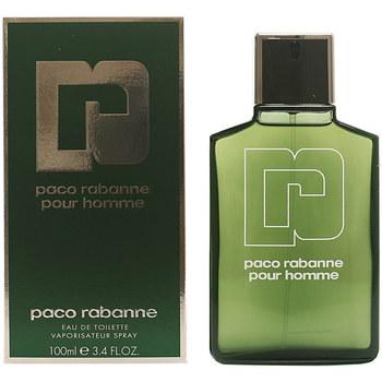 Beauté Homme Eau de toilette Paco Rabanne Homme Edt Vaporisateur  100 ml