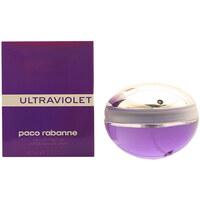 Beauté Femme Eau de parfum Paco Rabanne Ultraviolet Edp Vaporisateur  80 ml