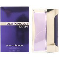 Beauté Homme Eau de toilette Paco Rabanne Ultraviolet Man Eau De Toilette Vaporisateur  100 ml
