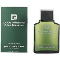 Beauté Homme Eau de toilette Paco Rabanne Pour Homme Eau De Toilette Vaporisateur  200 ml