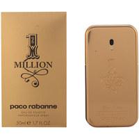 Beauté Homme Eau de toilette Paco Rabanne 1 Million Eau De Toilette Vaporisateur  50 ml