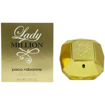 Beauté Femme Eau de parfum Paco Rabanne Lady Million Eau De Parfum Vaporisateur  80 ml