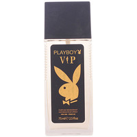 Beauté Homme Déodorants Playboy Vip Him Body Fragance Vaporisateur  75 ml