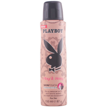Beauté Femme Déodorants Playboy Play It Sexy Her Deo Vaporisateur  150 ml