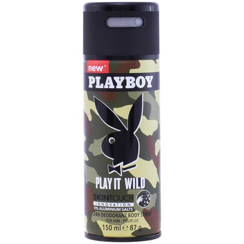 Beauté Homme Déodorants Playboy Play It Wild Men Deo Vaporisateur  150 ml