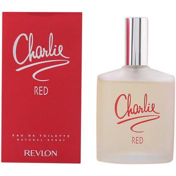 Beauté Femme Eau de toilette Revlon Charlie Red Edt Vaporisateur  100 ml