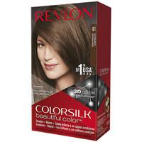 Beauté Femme Accessoires cheveux Revlon Colorsilk Tinte 41-castaño Medio 1 u