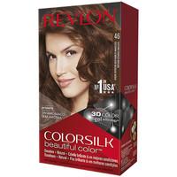 Beauté Femme Accessoires cheveux Revlon Colorsilk Tinte 46-castaño Cobrizo Dorado
