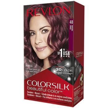 Beauté Femme Accessoires cheveux Revlon Colorsilk Tinte 48-borgoña 1 u