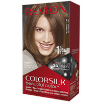 Beauté Femme Accessoires cheveux Revlon Colorsilk Tinte 51-castaño Claro 1 u