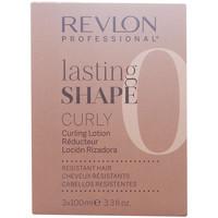 Beauté Soins & Après-shampooing Revlon Lasting Shape Curly Resistent Hair Cream
