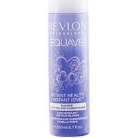 Beauté Soins & Après-shampooing Revlon Equave Instant Beauty Blonde Detangling Conditioner  200 ml